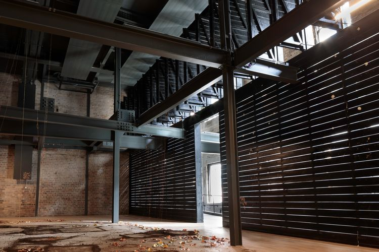 Edinburgh's Fruitmarket gallery reopens with new double-height performance space