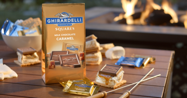 Ghirardelli Is Upgrading S'mores This Summer