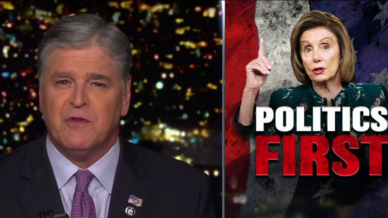 Hannity: January 6 commission's only goal is to 'smear Donald Trump and the GOP on national television'