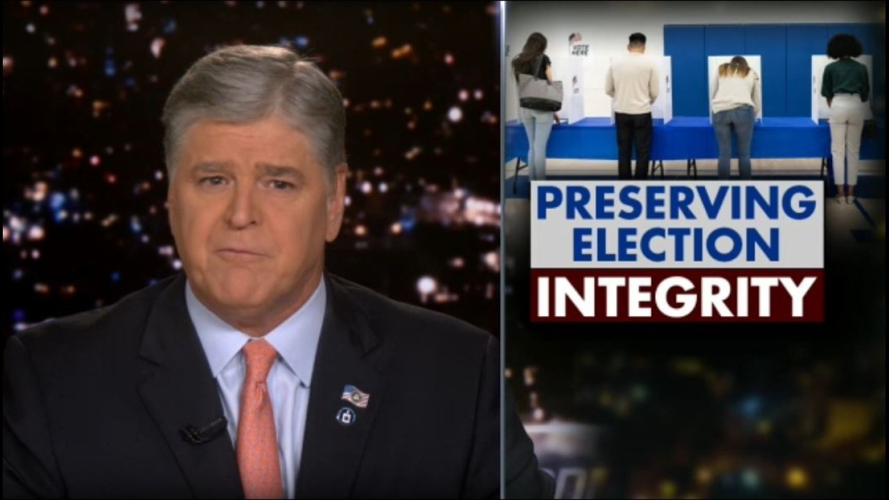 Hannity reacts to latest report on Georgia's election results