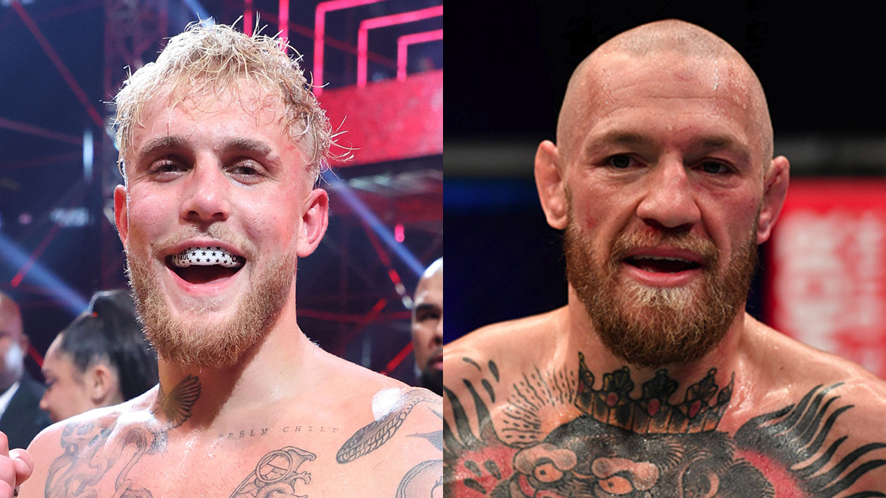 Jake Paul ribs Conor McGregor as bout teased again before UFC 264