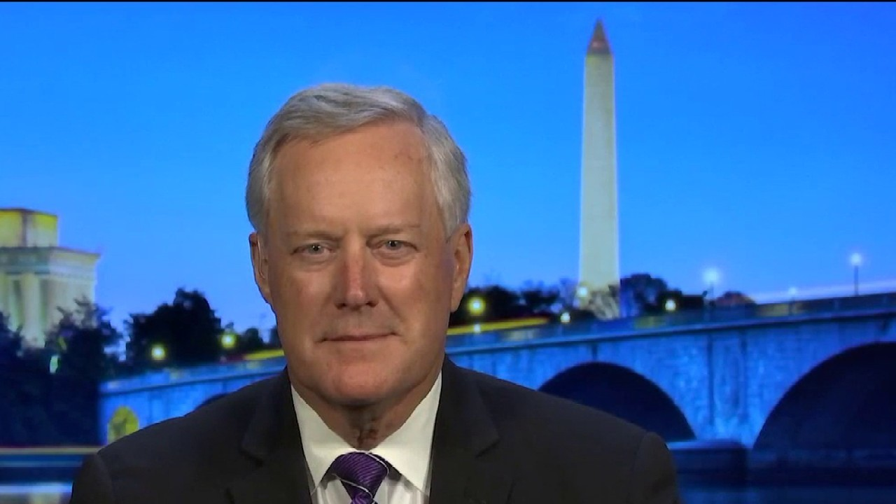 Mark Meadows calls out Dr. Fauci over his response to the Wuhan lab leak theory
