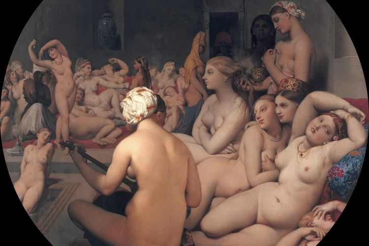 """Not Safe For (Art) Work: Pornhub creates """"Classic Nudes"""" tours of museum collections"""