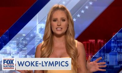 Tomi Lahren tears into US athletes for 'wetting the bed' during Tokyo 'Woke-lympics'