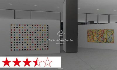 XR Review   Clean, seamless and free from distraction: VR exhibition opens UBS corporate collection of blue-chip art to the public