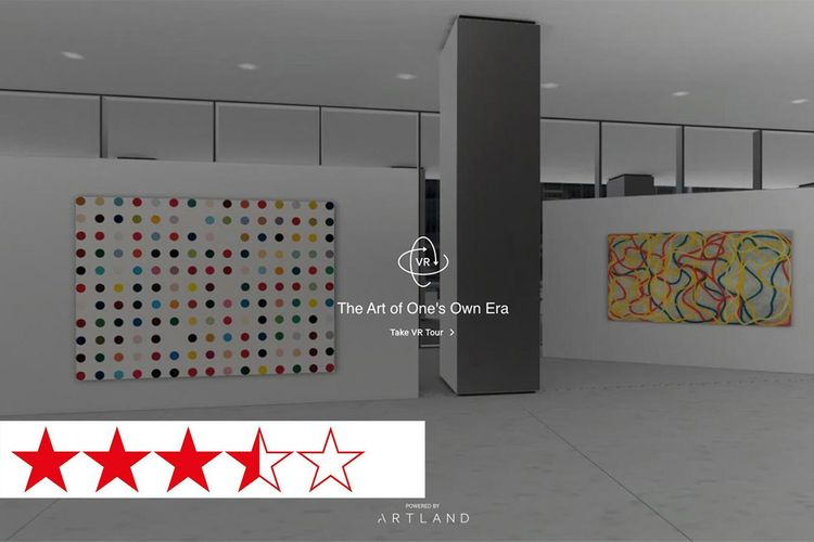 XR Review | Clean, seamless and free from distraction: VR exhibition opens UBS corporate collection of blue-chip art to the public