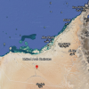 2 ships off UAE in Gulf of Oman warn they've lost control