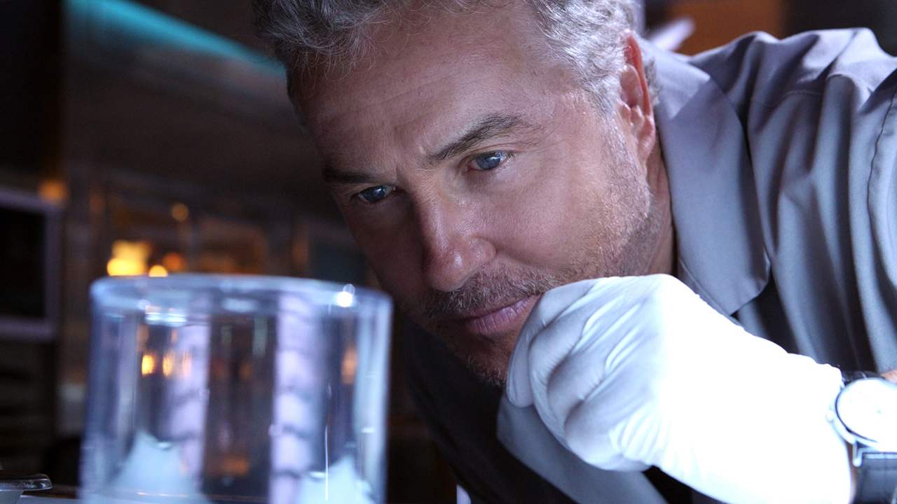 CSI:Vegas star rushed to hospital after suffering from exhaustion