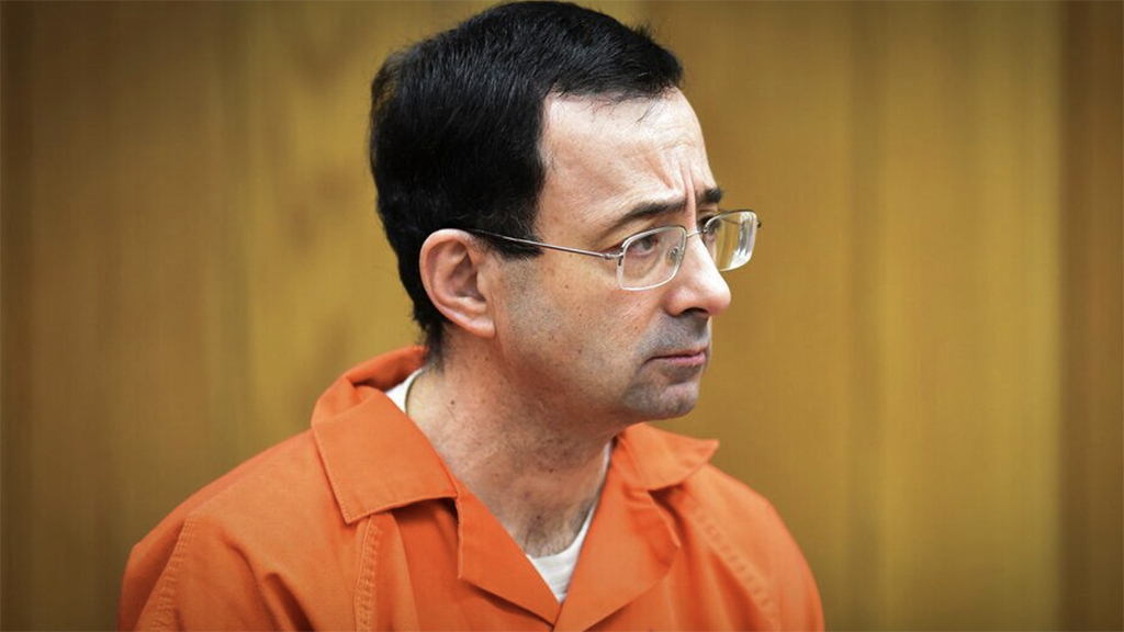 Judge orders Larry Nassar to use prison account money to pay victims