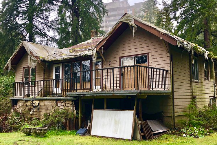 Klee Wyck, a historic home used by Emily Carr in West Vancouver, to be demolished
