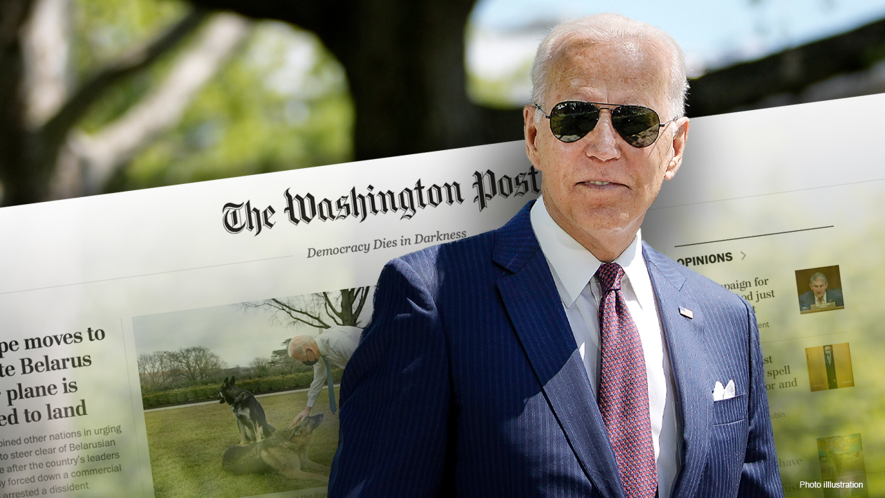 Washington Post calls Afghanistan a 'moral disaster,' hits Biden admin for strategic and tactical mistakes