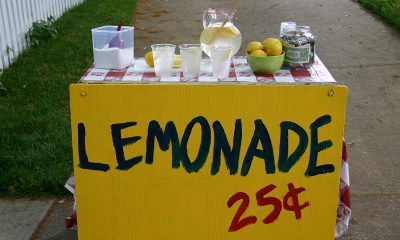 Washington girl's lemonade stand shut down by city while complaints continue about homeless encampment: report