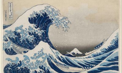 British Museum to sell NFTs of 200 Hokusai works—including The Great Wave
