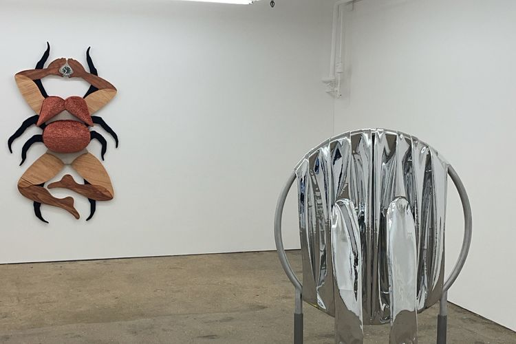 Emerging art exhibitions to see in London this weekend