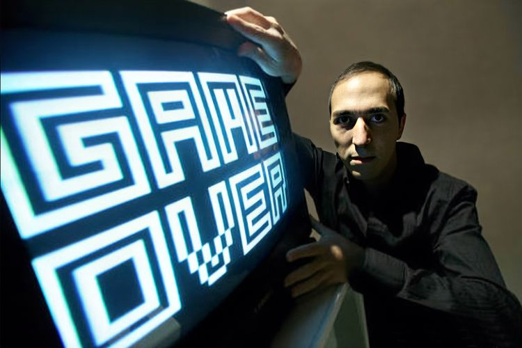 From Atari to the No Fly List, artist Yucef Merhi uncovers the pervasive power of technology