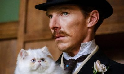 Hello Kitty, meet Louis Wain: a new film portrays the eccentric life of a cat painter