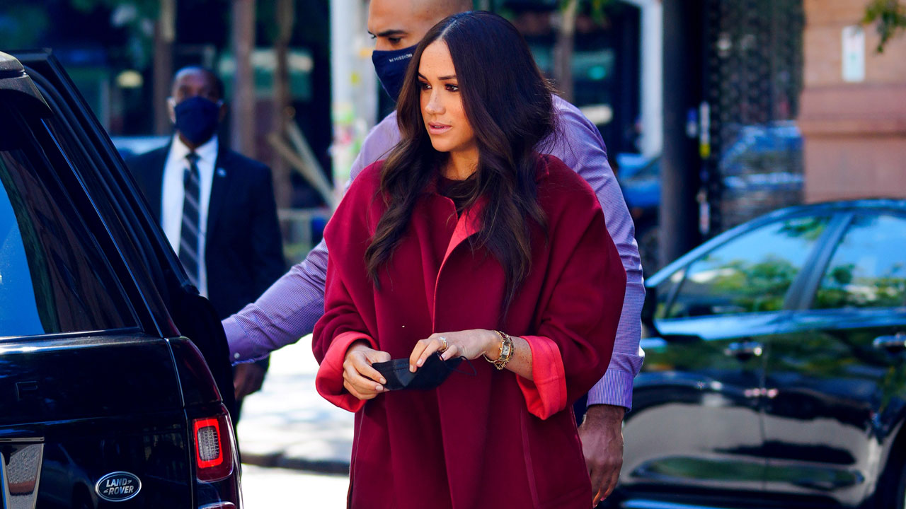 Meghan Markle steps out in NYC wearing pricey outfit: report