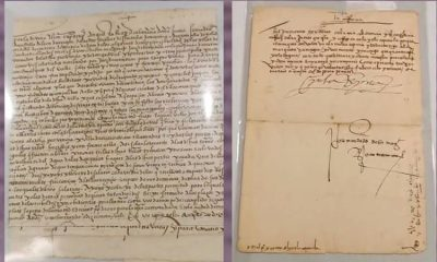 Mexico recovers stolen 16th-century manuscripts