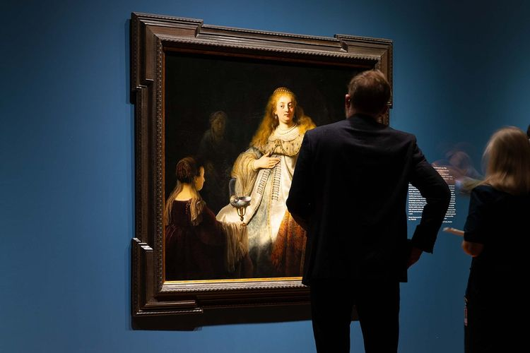 Rembrandt blockbuster draws 42,000 visitors to National Gallery of Canada