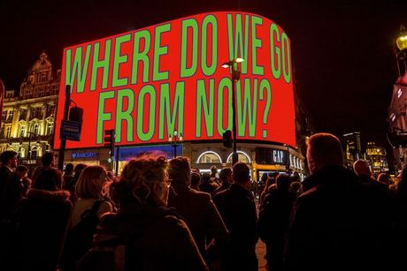 A private party with Radiohead and big questions on the big screen: the latest gossip from Frieze London