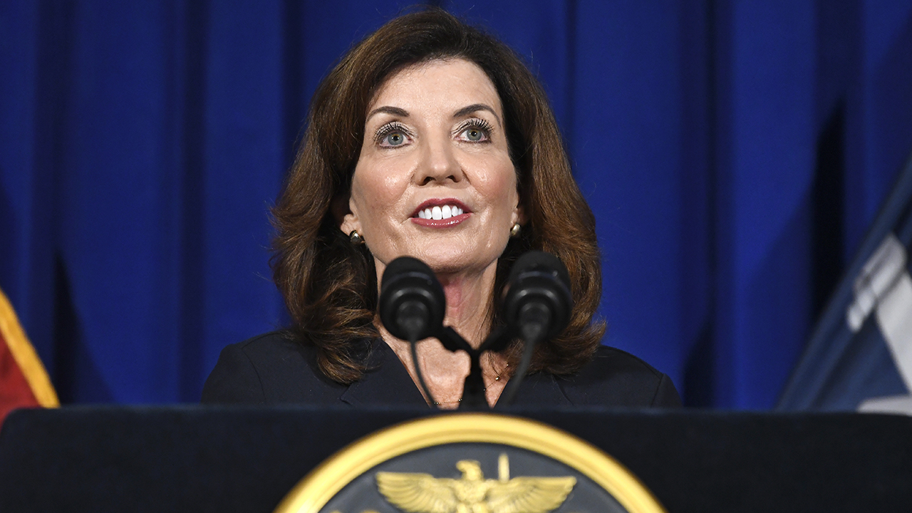New York Gov. Hochul wanted White House appointment if replaced as Cuomo running mate, sources say