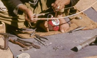 Of teapots and rubabs: a story of breaking and mending in Afghanistan