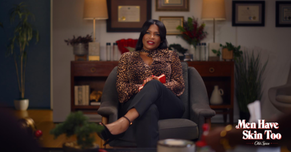 Old Spice Casts Actress Nia Long In Her First Commercial
