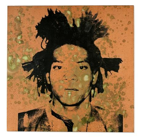 Pissing on Basquiat: Christie's to sell Warhol's oxidation portrait for first time