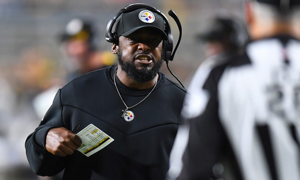 Steelers' Mike Tomlin on late 4th quarter review: 'It was an embarrassment'
